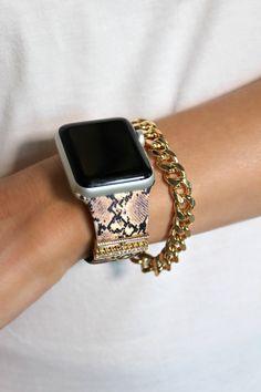 Cute Apple Watch Bands, Apple Watch Bands Fashion, Apple Watch 38, Rose Gold Apple Watch, Apple Band, Apple Watch Space Grey, Apple Watch Features, Iphone Watch, Armelle