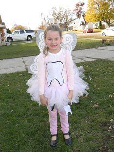 tooth fairy costume - Judy Moody Halloween Costume