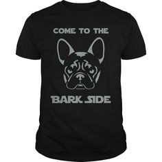 french bulldog come to the bark side