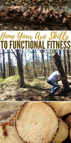 Hone Your Axe Skills to Functional Fitness