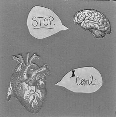 mind vs heart ♥