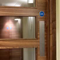 We are often asked by home renovators, unsure whether they need to fit fire doors when either replacing their internal doors or building an extension. Building Extension, 2 Storey House, Fire Doors, Large Frames, Kitchen Doors, Door Opener, Internal Doors, New Builds, Mirror