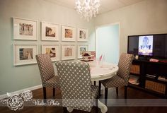 Beautiful meeting room