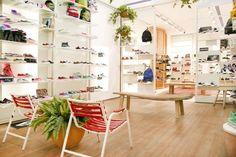 Ulanka Shoe Store by CuldeSac, Valencia – Spain » Retail Design Blog