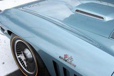 1966 Trophy Blue Chevrolet Corvette 427