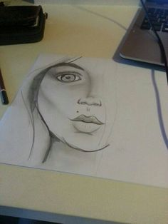 after 5 years, I draw something again.. its a start ;)
