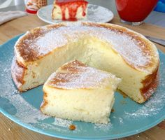 Gâteau au fromage - La cuisine de Micheline - Ideas (i will organize this once school is over) - gateau No Cook Desserts, Dessert Recipes, Tasty, Yummy Food, Food Cakes, Cheesecake Recipes, Chocolate Recipes, Sweet Recipes, Bakery