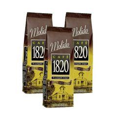 Cafe 1820 Molido - Costa Rica Gourmet Ground Premium Coffee - 17.6 oz (500 gr) 3 Pack - http://hotcoffeepods.com/cafe-1820-molido-costa-rica-gourmet-ground-premium-coffee-17-6-oz-500-gr-3-pack/