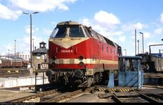 RailPictures.Net Photo: 219048 DB AG 219 at Zittau, Germany by phil cotterill