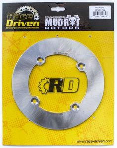 2013 - 2015 Can-Am Outlander 800R DPS - Rear MudRat Stainless Steel Brake Rotor