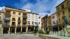 Úbeda (Jaén) Spain - UNESCO site with Plaza Andalucia, Plaza de Mayo & P...