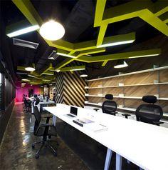 Saatchi & Saatchi Thailand's office