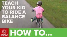 Teach Your Kid To Ride A Bike - How To Ride A Balance Bike