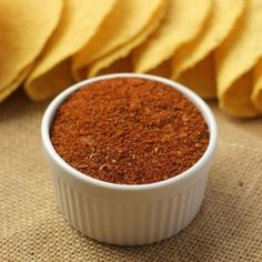 Homemade Taco Seasoning is quick and easy to make at home. You actually know what's in it instead of all those mystery ingredients!