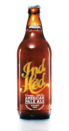 IndHED American Pale Ale.