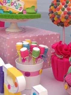 LalaLoopsy Birthday Party Ideas | Photo 1 of 44 | Catch My Party