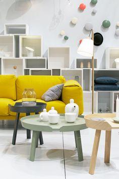 IMM Cologne 2014 Interior Design Highlights