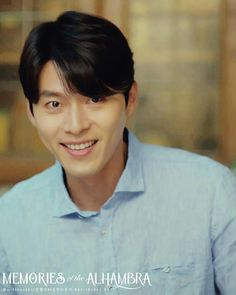 Memories of the Alhambra Korean Celebrities, Korean Actors, Celebs, Kdrama, Soul Songs, Hyun Bin, Netflix, Fine Men, Drama Movies