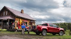 The latest special options and performance pieces?  You can expect all from the 2015 Colorado!