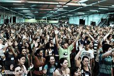 Congresso de Avivamento 2012 2° Dia   Fotos   Encontros de Fé Teen