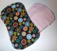 2  Abstract Floral Burp Cloth by daydaysdesigns on Etsy, $15.00