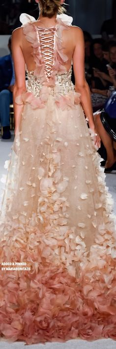 Marchesa Spring 2016 Collection Highlights