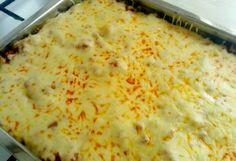 Lasagne con penne | NOSALTY – receptek képekkel