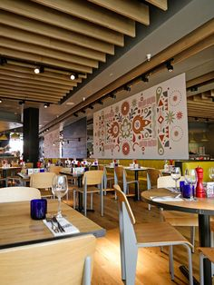 PizzaExpress Restaurant by Creed Design, Finchley – UK » Retail Design Blog