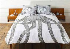 loving this octopus duvet set by thomas paul...