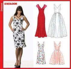 New Look Pattern 6670