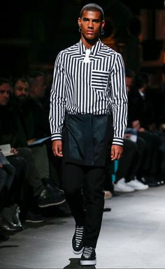Givenchy Fall 2017 Menswear