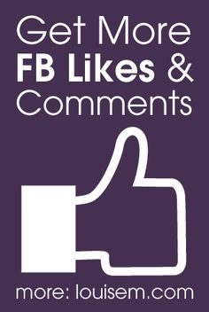 3 Easy Ways to Get More Facebook Likes – Steal These Posts! via @Louise Myers