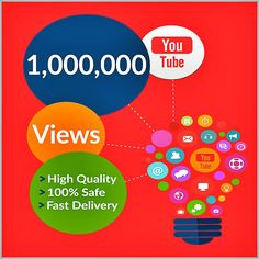 Buy YouTube Views - Likes - Comments - Subscribers in very cheap prices at Youtubebulkviews.com