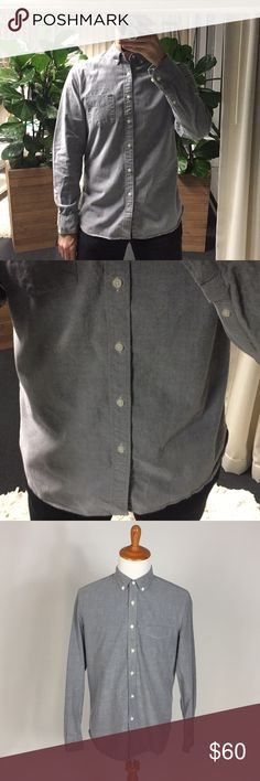 Flannel Button Down Perfect used condition- Size L - 100% Cotton - Brand: Wallin & Bros - Purchased at Nordstrom Nordstrom Shirts Casual Button Down Shirts