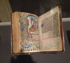 century book of hours France/Burgundy