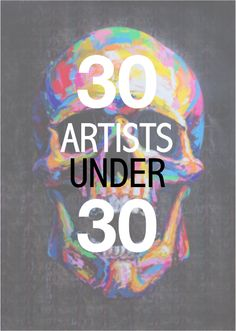 30 AMAZING artists under 30 yrs old. Middle School Art, Art School, Artist Art, Artist At Work, Art Classroom, Art Plastique, Teaching Art, Elementary Art, Famous Artists