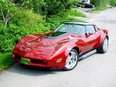 New ideas for corvette dream cars vehicles Corvette Summer, Corvette C3, Chevrolet Corvette, My Dream Car, Dream Cars, Vintage Cars, Antique Cars, Hot Rods, Trucks