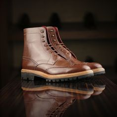 We are unequivocally passionate about fine footwear, and we want to share that passion with our fellow shoe enthusiasts. Saint Crispin, Rider Boots, Shoe Manufacturers, Bespoke Tailoring, Designer Boots, Classic Man, Men S Shoes, Dress Shoes, Footwear