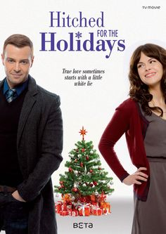 Hallmark Christmas Movie Hitched For The Holidays. An attractive pair agrees to be each other's supposed significant other throughout the holidays to keep their meddling families at bay. Hallmark Holiday Movies, Great Christmas Movies, Xmas Movies, Hallmark Holidays, Merry Christmas To All, A Christmas Story, Christmas Classics, Christmas Feeling, Family Movies