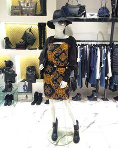 Elegancka #sukienka #VersaceJeans