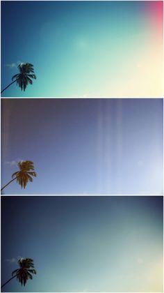 idk man - enjoy the blue sky