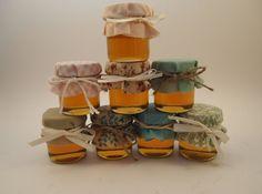 120 Wedding favor jars 15 oz filled with honey by CustomLoveGifts, $126.00