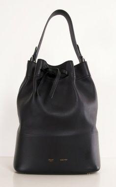 Céline Black Shoulder Bag Trend
