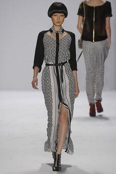Rebecca Minkoff Fall/Winter 2012 collection.