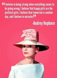 I bet Audrey Hepburn would have looked great in a Nuu-Muu!  #Strong Women #NuuMuu