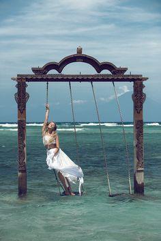 Sea swing-Gili Trawangan, Bali !!!!!!!!!!!!!!!!!!!!!!!!!!!!!