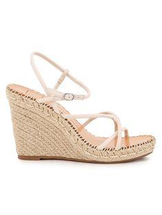 Gold High Heel Sandals, Wedge Sandals, High Heels, Espadrille Sandals, Espadrilles, Designer Sandals, Open Toe, Classy Heels, Wedges