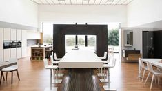 Conference Room, Dining Table, Kitchen, Furniture, Home Decor, Kitchen Sinks, Vanity Tops, Closet System, Cucina