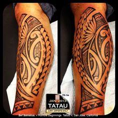 maori tattoos meaning Tattoo Tribal, Leg Tattoo Men, Samoan Tattoo, Leg Tattoos, Tattoos For Guys, Sleeve Tattoos, Maori Tattoos, Borneo Tattoos, Thai Tattoo