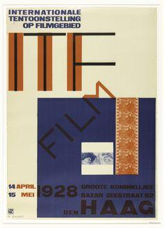 Piet Zwart — ITF, 1928